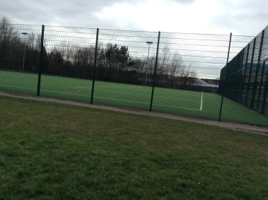 Astroturf all weather pitch