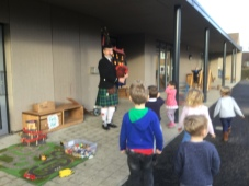 Piper visits our nursery